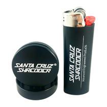 Santa Cruz Shredder - Small 2Part Grinder All Colors (MSRP $30.00)