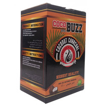 Starbuzz - COCO BUZZ Coconut Charcoal - Large (MSRP $22.00)