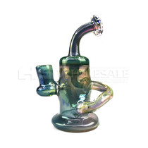 "7"" Fumed Recycler Rig - with 4mm 14M Banger (MSRP $140.00)"