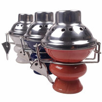 Vapor Hookahs - Chinese Ceramic Bowl w/ Lid (MSRP $10.00)