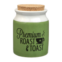 Roast & Toast Stash Jar - Premium Roast & Toast (MSRP $10.00)