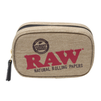RAW - Smell Proof Smokers Pouch - Half Ounce (MSRP $34.00)