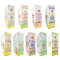 High Hemp - Organic Wraps 2 Pack - Box of 25 (MSRP $5.00ea)