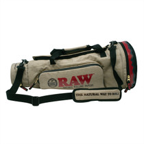 RAW - Smell Proof Storage - Cone Duffel Bag (MSRP $150.00)