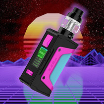 Geekvape - Aegis Legend 200W Synthwave Kit With Aero Mesh Sub-Ohm Tank (MSRP $115.00)