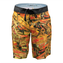 RAW - Brazil Board Shorts (MSRP $50.00)