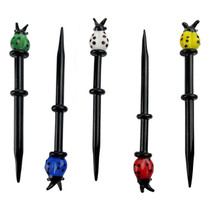 Assorted Color Lady Bug Dabber - 5 Pack (MSRP $30.00ea)