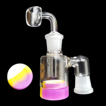 On Point Glass - Reclaim Catcher Set with Silicone Storage (MSRP $40.00)