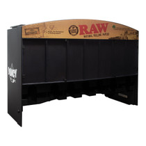 RAW - 7 Slot Rolling Paper Display
