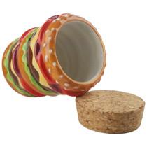 Roast & Toast Stash Jar - Cheeseburger (MSRP $20.00)