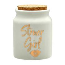 Roast & Toast Stash Jar - Stoner Girl (MSRP $15.00)