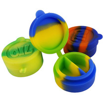 Silicone Storage 42mm - Oil Logo Flip Lid - 5 Pack (MSRP $3.00ea)