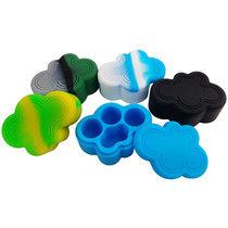 Silicone Storage 63mm 26ml - Cloud - 5 Pack (MSRP $10.00ea)