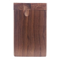 "3"" Dug Out Plain Small Dark Wood (MSRP $6.00)"