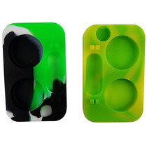 "3.5"" Silicone Display Set for 2 x 32mm Jar - 2 Pack (MSRP $5.00ea)"