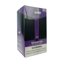 BUZZ - Disposable 1.3ml 5% - Pack of 10 (MSRP $14.99a)