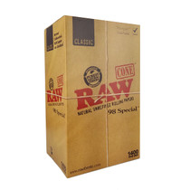 RAW® - Classic Pre-Rolled Cone 98 Special (BULK) - Display 1400 (MSRP $3.00ea)