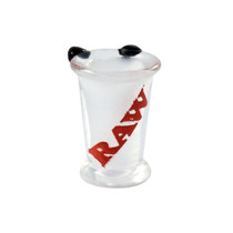RAW - Cone Bro Glass Cone Holder - Jar of 30 (MSRP $8.00ea)