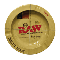 RAW® - Metal Ashtray (MSRP $7.00)