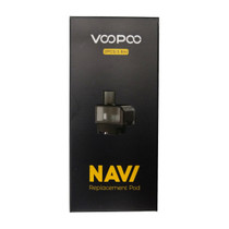 VOOPOO - NAVI 3.8ml Replacement Pod Without Coil - Pack of 2 (MSRP $10.00)