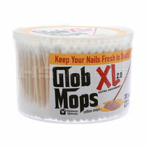 Glob Mops - XL 2.0 Cotton Mops - 6 Pack (MSRP $6.99)