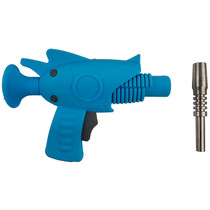 """5.5"""" Silicone Gun Nectar Set with 14mm Metal Tip - Assorted Colors (MSRP $40.00)"""