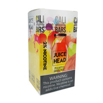 Juice Head - Cali Bars Disposable 1.3ml 2% - Pack of 10 (MSRP $14.99ea)
