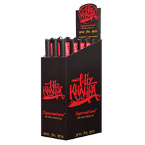 The Wiz Khalifa - Pre-Rolled Supernatural Cone - Display of 15 (MSRP $5.00ea)