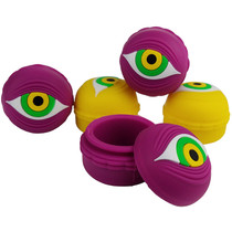 Silicone Storage 45mm 15ml - Big Eye - Assorted Colors - 5 Pack (MSRP $5.00ea)