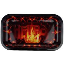 Hellboy - Aluminum Rolling Tray (MSRP $9.99-$14.99)
