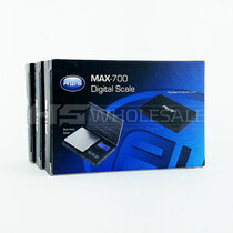 AWS - MAX-700 Black 700g x 0.1g (MSRP $12.00)