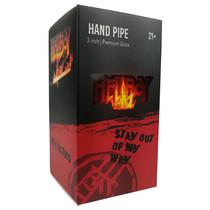 "Hellboy - 3.5"" Donut Spoon Hand Pipe (MSRP $19.99)"