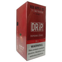 Drip Bar - Disposable 1.6ml 5% - Pack Of 10 (MSRP $14.99ea)