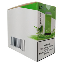 Ezzy Air -Disposable 2.7ml 5% - Pack of 10 (MSRP $19.99ea)