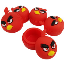 Silicone Storage 45mm 15ml - Bird - 5 Pack (MSRP $5.00ea)