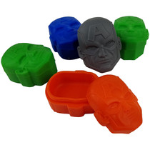 Silicone Storage 48mm  - A MAN - 5 Pack (MSRP $4.00ea)