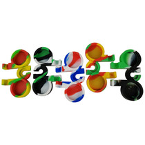 Silicone Storage Display for Jar and Carb Cap Dabber - 5 Pack (MSRP $7.00ea)