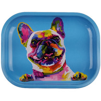 Puff Puff Pass - Metal Rolling Tray (MSRP $9.99-$18.99)