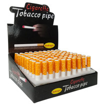 "2.5"" 57mm Ceramic Tobacco Taster - 100ct Display (MSRP $3.00ea)"
