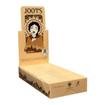JOOTS NAT - Rolling Papers 1¼ - Display of 25 (MSRP $1.50ea)