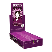 JOOTS UBE - Rolling Papers 1¼ - Display of 25 (MSRP $1.50ea)