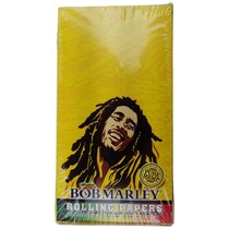 Bob Marley® - Pure Hemp Rolling Papers 1¼ - Display of 25 (MSRP $1.75ea)