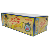 Club Modiano - Ungummed Rolling Papers Single Wide - Display of 50 (MSRP $2.00ea)