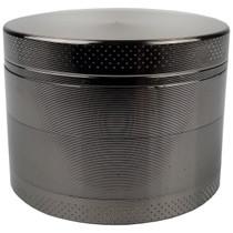 50mm 4 Part Zinc Alloy Grinder (MSRP $20.00)