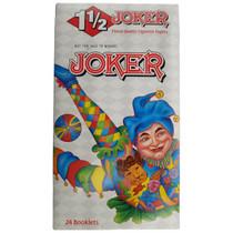 Joker - Rolling Papers 1½ - Display of 24 (MSRP $3.00ea)