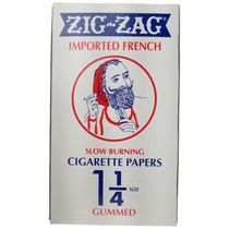 Zig Zag - Orange Rolling Papers 1¼ - Display of 24 (MSRP $3.25ea)