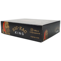 Zig Zag - Slow Burning Rolling Papers King Size - Display of 24 (MSRP $3.25ea)