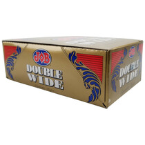 JOB - Gold Rolling Papers Double Wide - Display of 24 (MSRP $3.25ea)