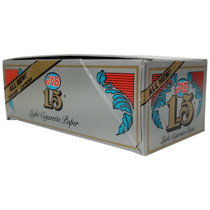 JOB - Silver Rolling Papers 1.5 - Display of 24 (MSRP $3.25ea)