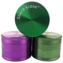 Sharpstone Style - 55mm 4 Part Grinder (MSRP $20.00)